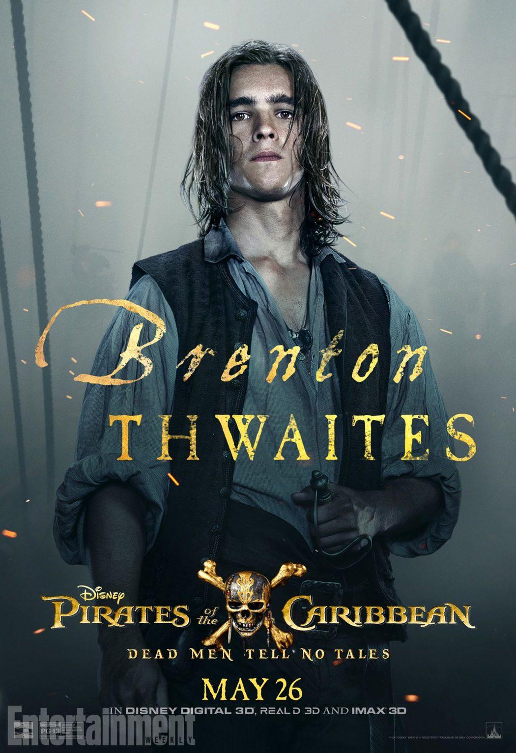 Brenton Thwaites (Henry)