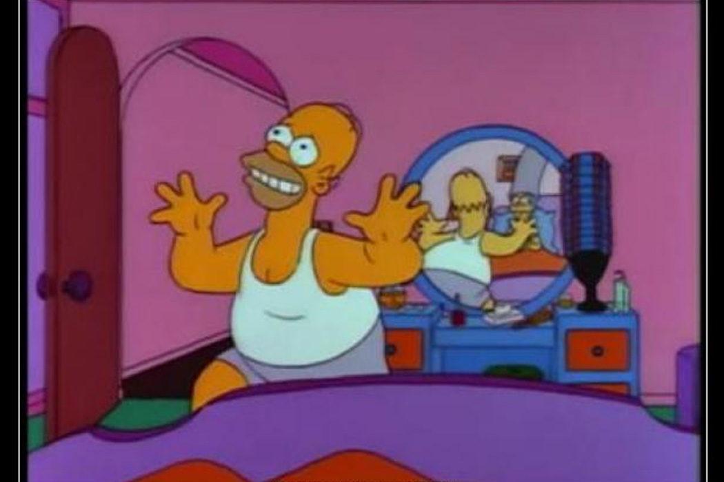 """""""Soy un hombre mágico, del país feliz, de la casa de gominola de la calle de la piruleta"""" (Homer Simpson)"""