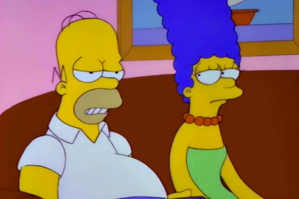 """""""Hay algo que nunca podrá comprar: Un dinosaurio"""" (Homer)"""