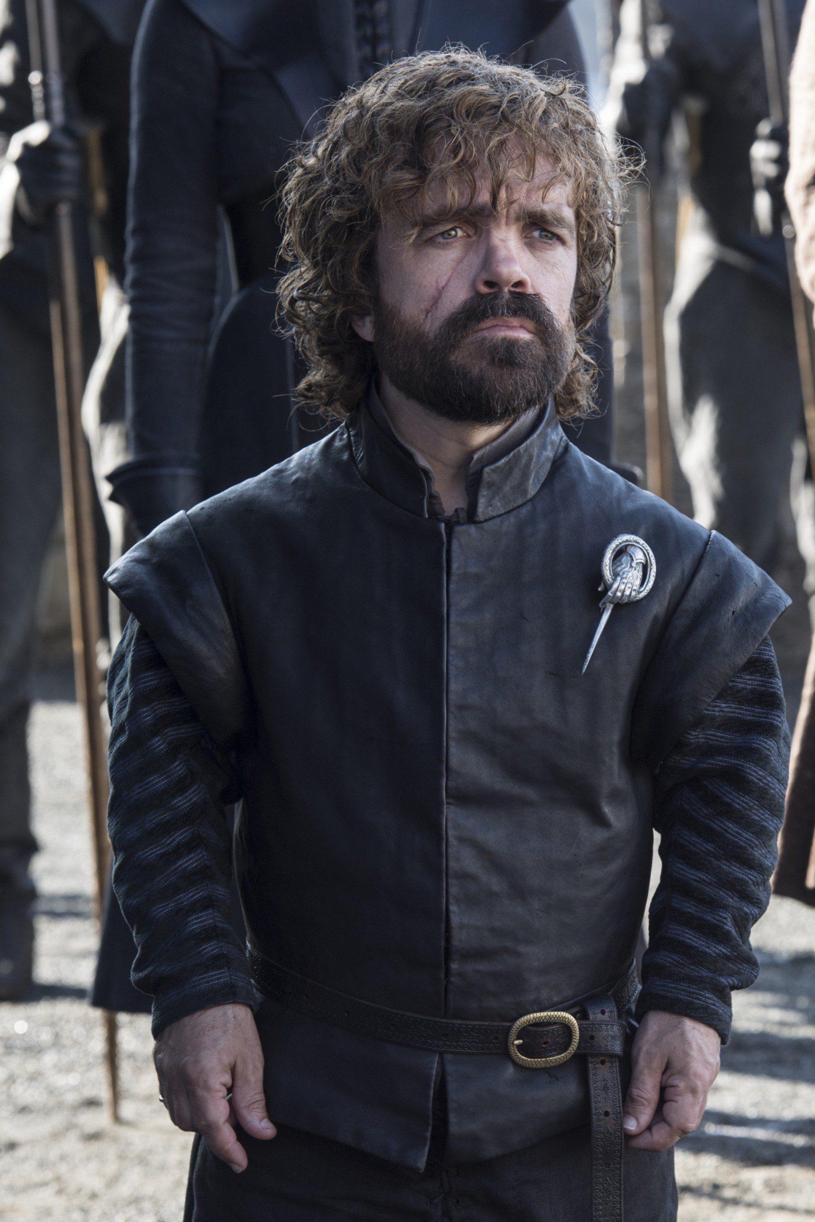 Tyrion Lannister durante una recepción