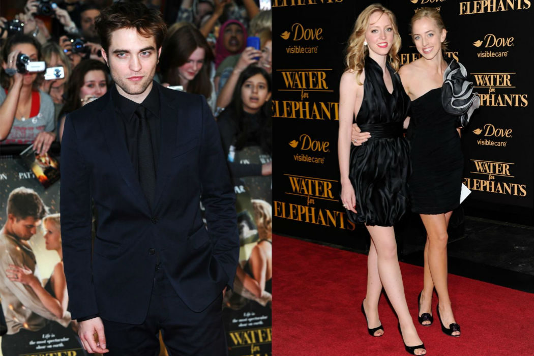 Robert pattinson rechaz 39 cincuenta sombras de grey for Gimnasio dos hermanas