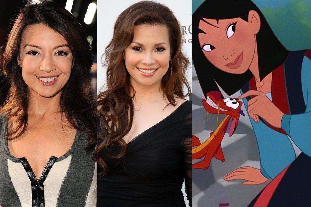 Ming-Na Wen y Lea Salonga prestaron su voz a 'Mulan'
