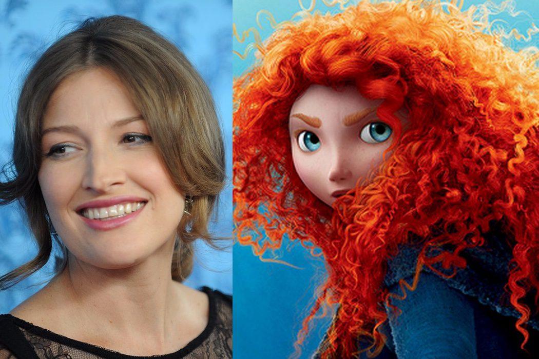 Kelly Macdonald es Merida en 'Brave (Indomable)'