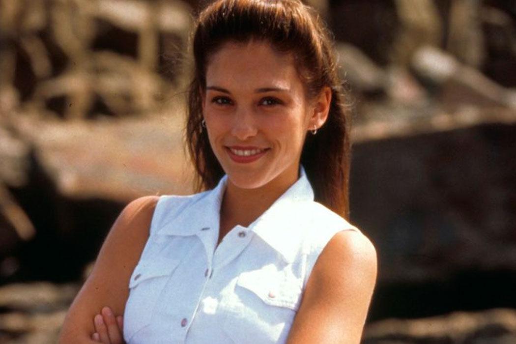 Amy Jo Johnson - Kimberly Hart / Ranger Rosa