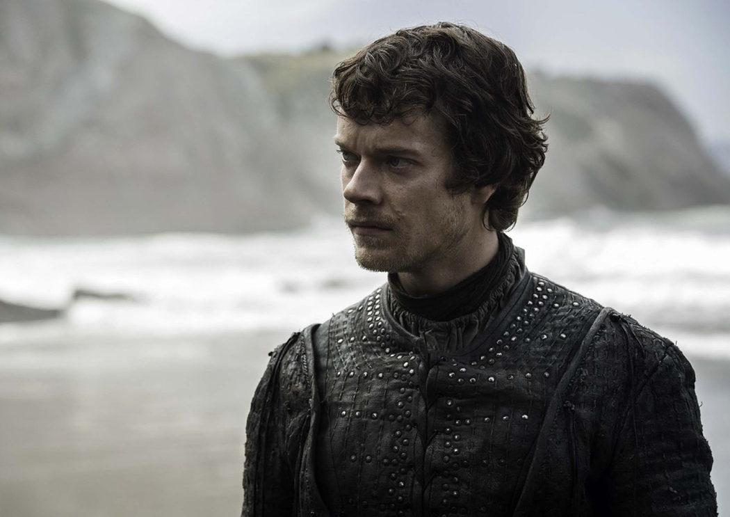 Theon en Rocadragón