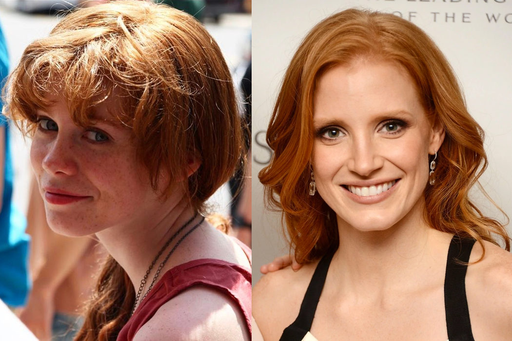 Jessica Chastain como Beverly Marsh