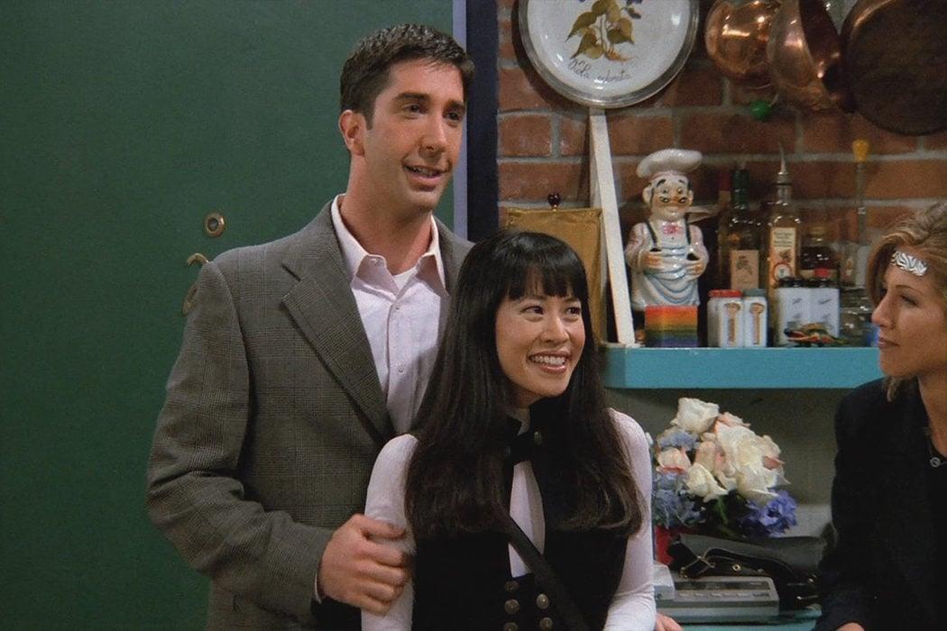 Ross y Julie