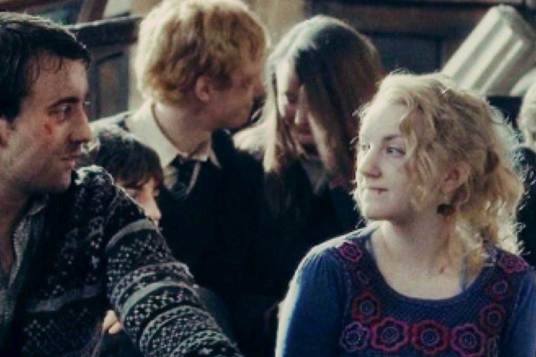 Neville y Luna son pareja