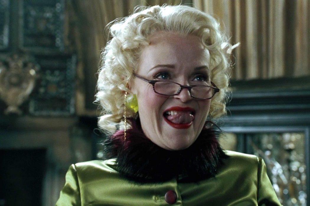 J.K. Rowling es Rita Skeeter