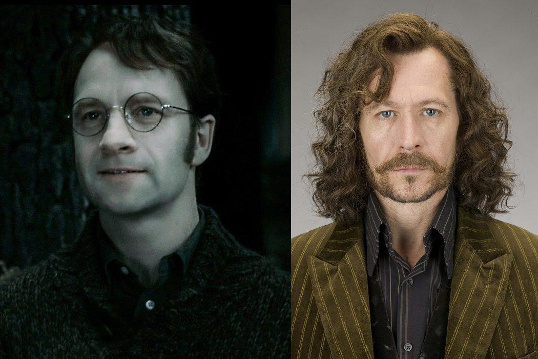 James y Sirius son familia