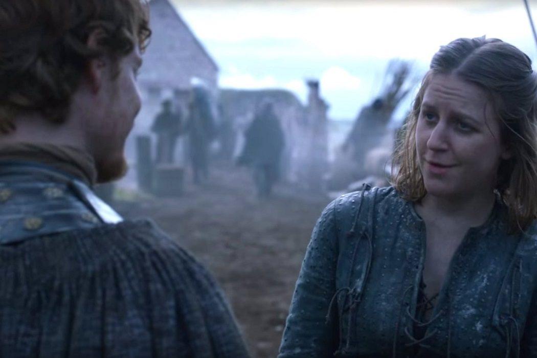 Theon y Asha Greyjoy
