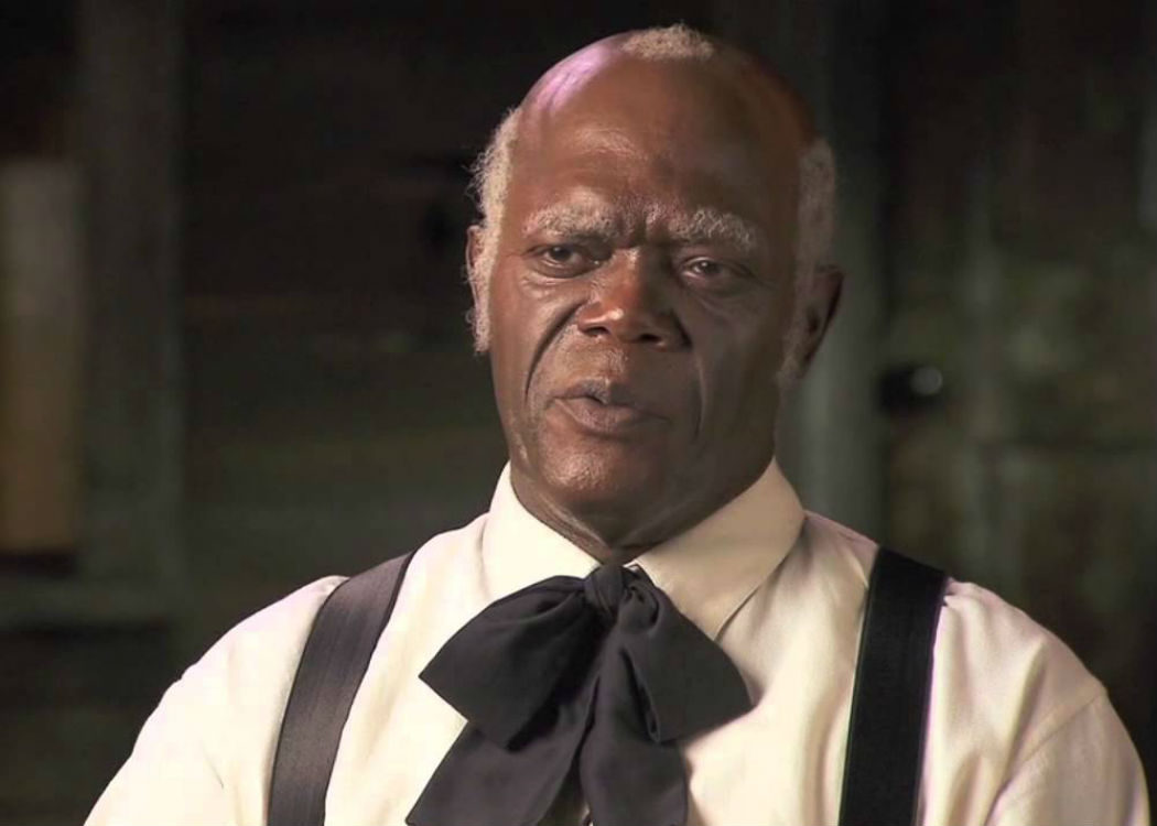 Stephen en 'Django Desencadenado'