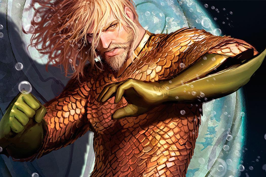 Quién es Aquaman