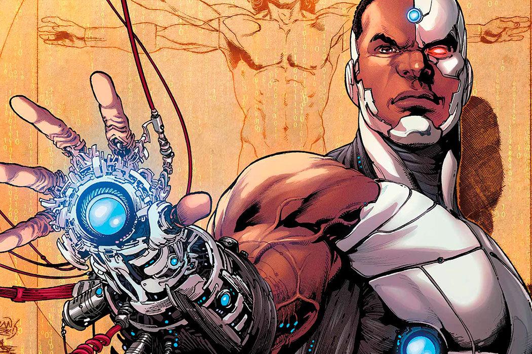 Quién es Cyborg