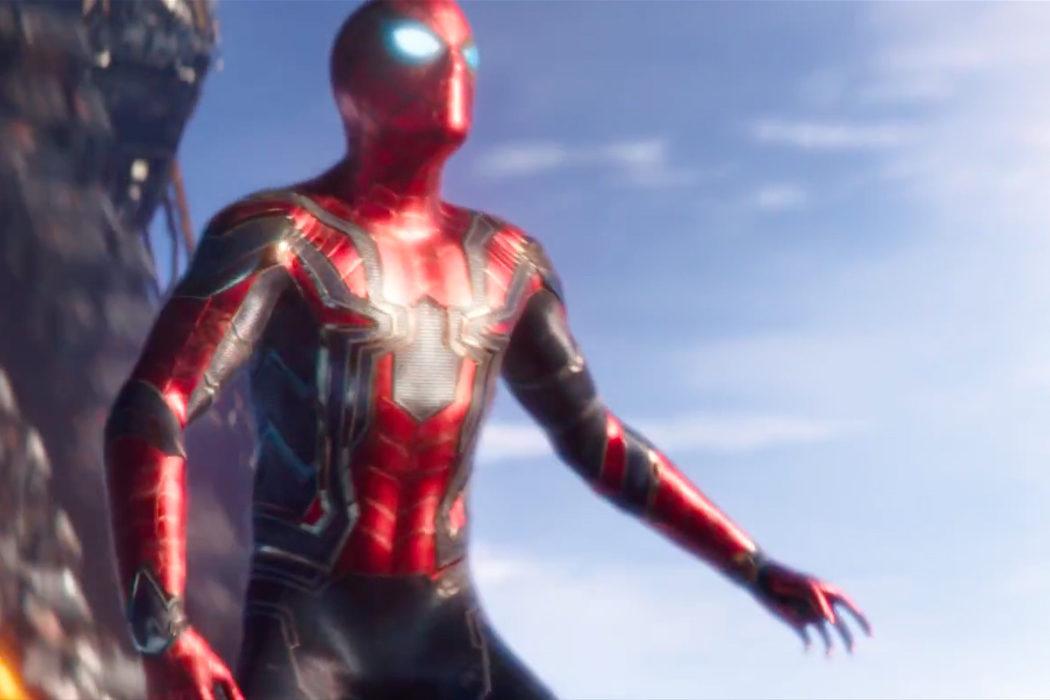 Sentido arácnido y nuevo traje de Spider-Man