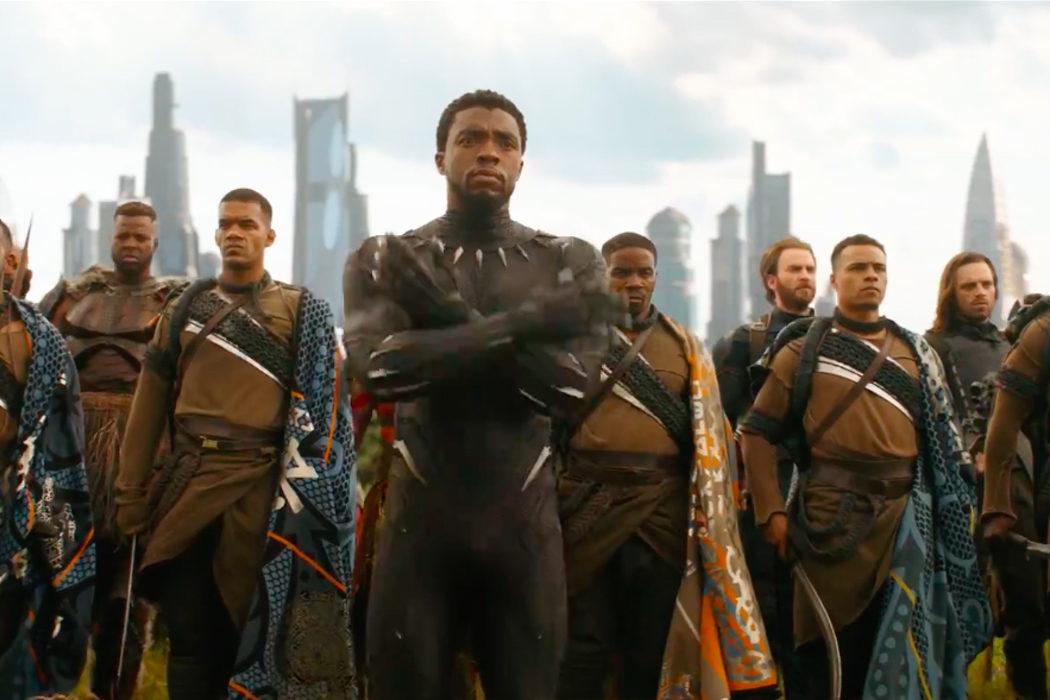 El ejército de Black Panther