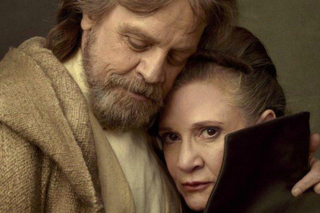 ¿Se reunirán Leia y Luke?