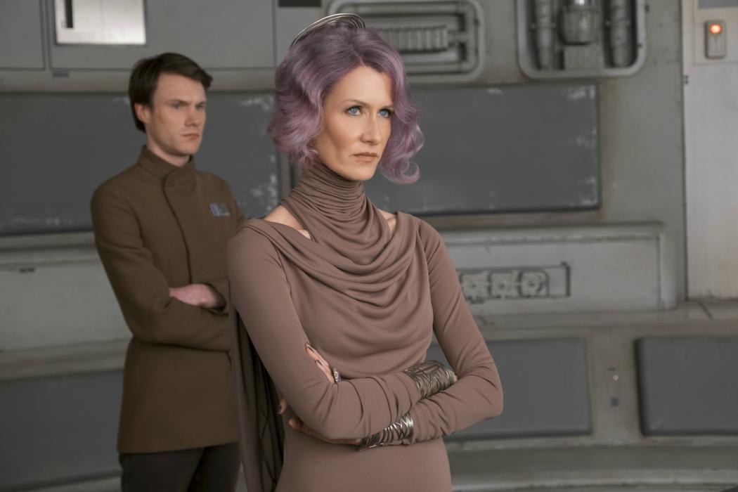 ¿Es Amilyn Holdo el primer personaje LGTB+ de 'Star Wars'?