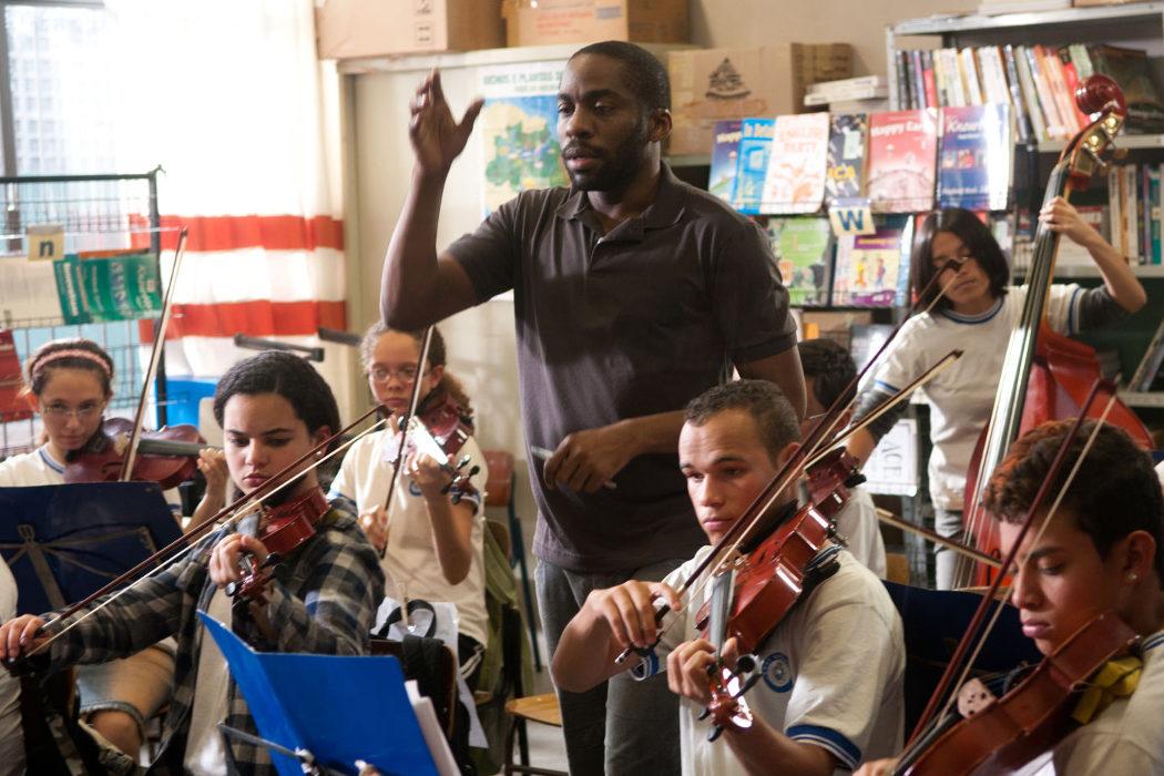 'El profesor de violín'