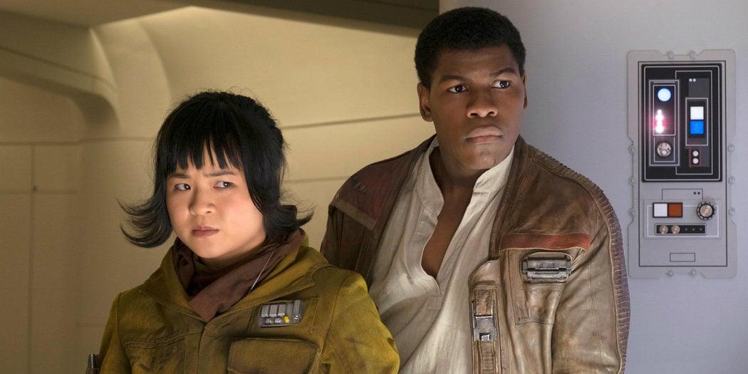 El romance entre Rose y Finn