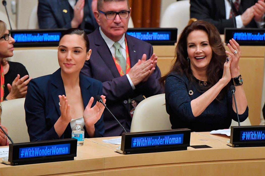 Un fugaz encuentro en la ONU
