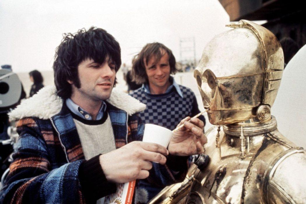 La trilogía original, un arduo trabajo para C3-PO y R2-D2