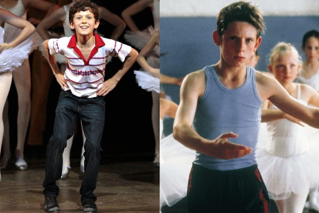 Fue elegido para 'Billy Elliot' por su parecido a Jamie Bell