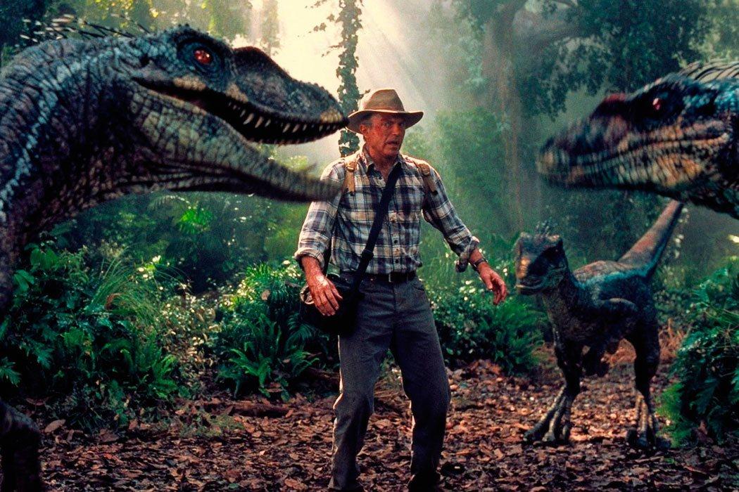 'Parque Jurásico III'