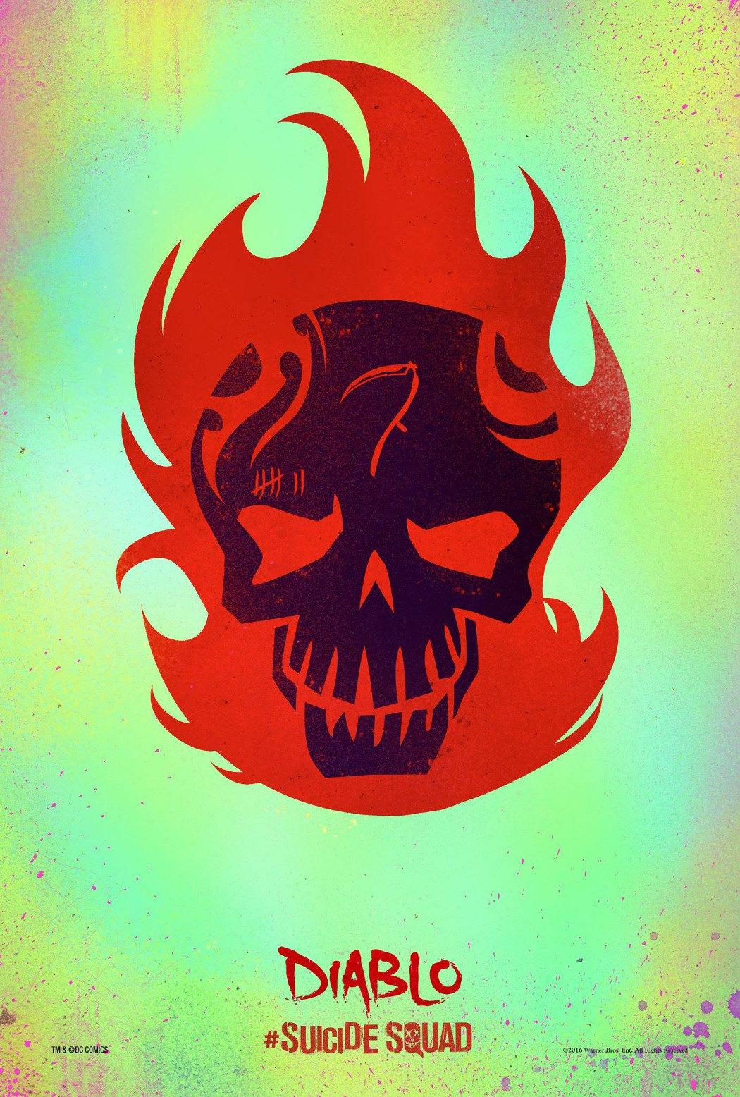 Diablo - 'Escuadrón Suicida'