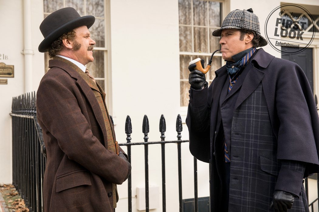 'Homes & Watson'