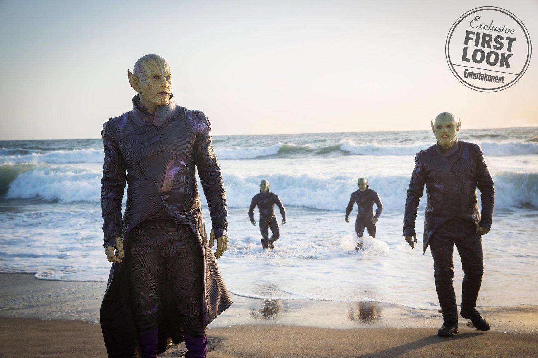 Los malvados Skrulls