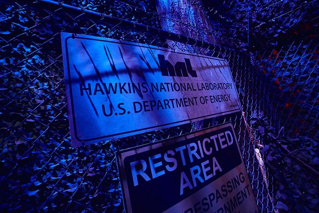 El Laboratorio Nacional de Hawkins