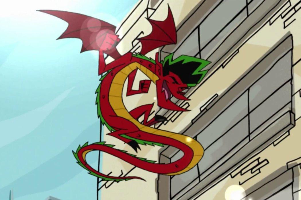 'American Dragon'