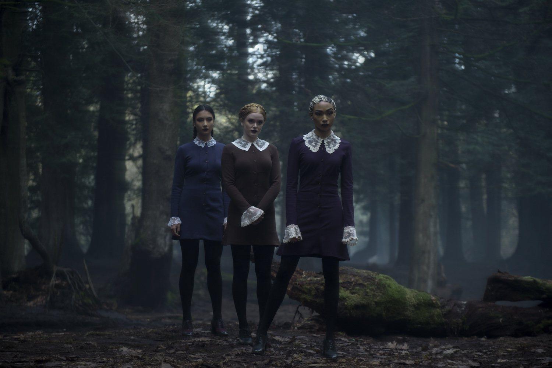 Las hermanas extrañas: Agatha, Prudence y Dorcas