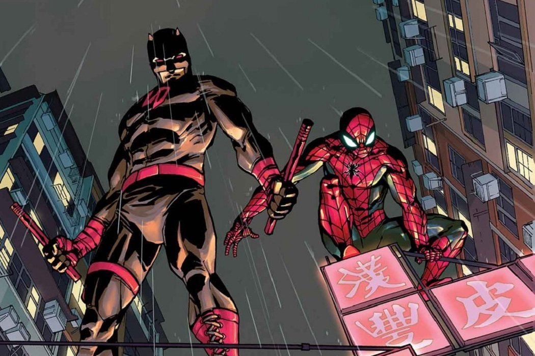 Creado como el nuevo Spiderman (y también Batman)