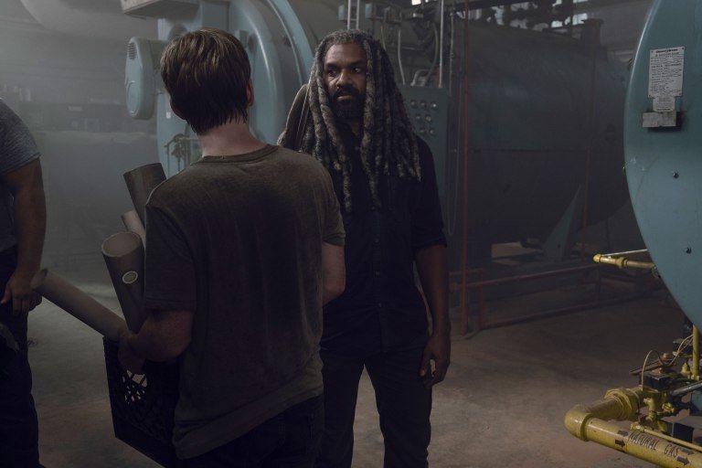 Ezekiel y Henry