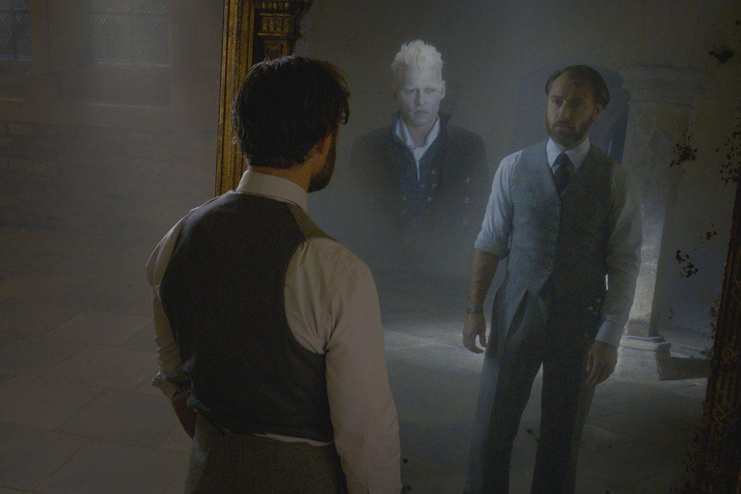 Grindelwald contra Dumbledore