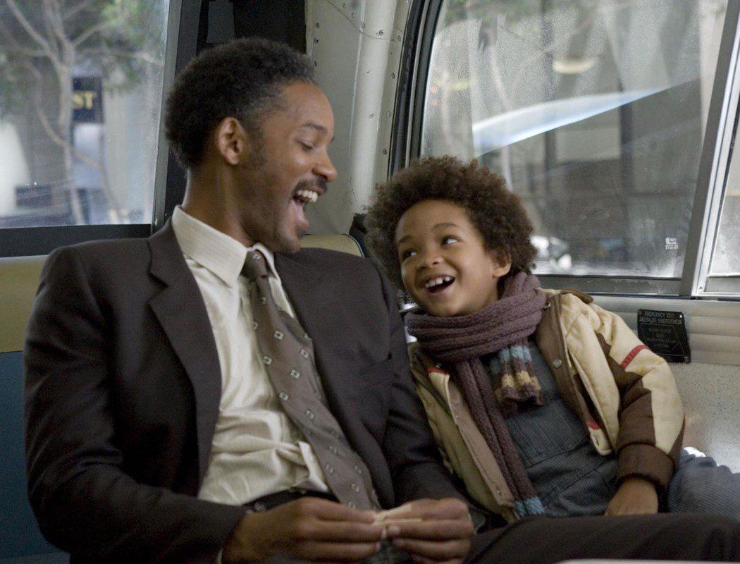 'En busca de la felicidad' (2006)