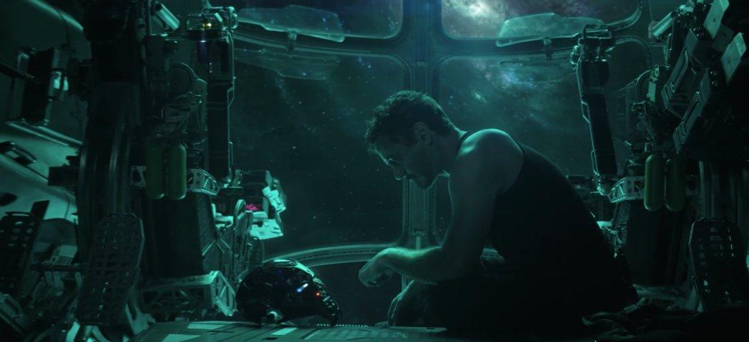 Tony Stark, náufrago espacial