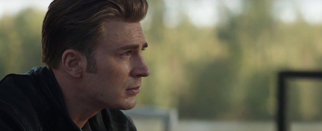 ¿Por qué, o quién, llora el Capitán América?