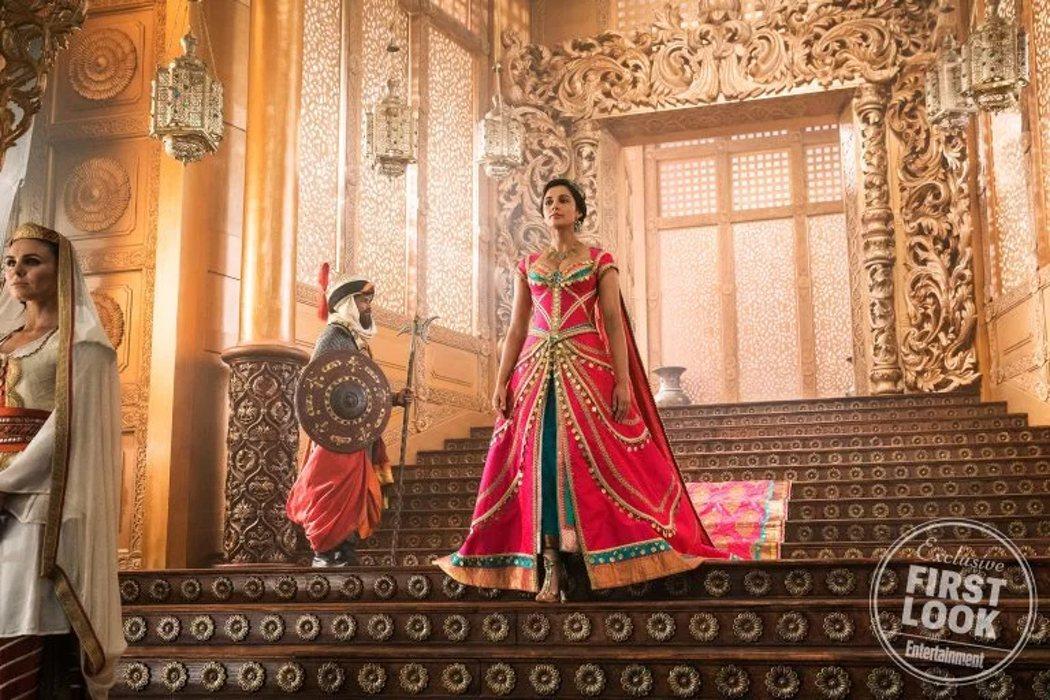 Jasmine en palacio