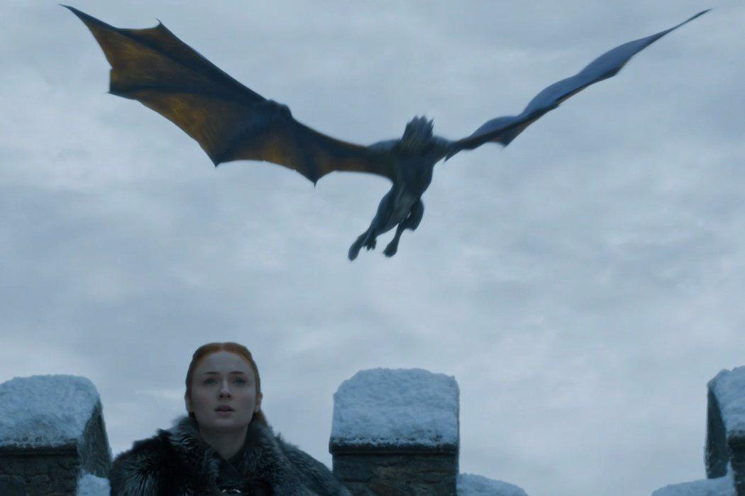 Dragones en Invernalia