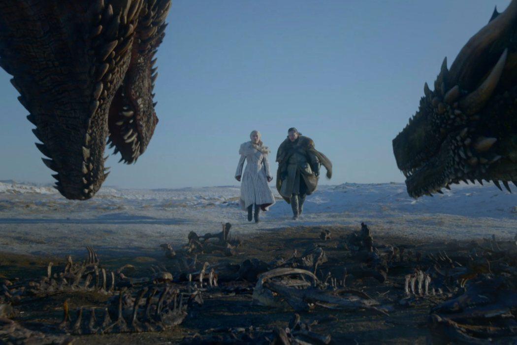 El dragón y el lobo