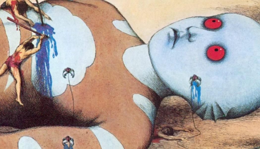 'El planeta salvaje' - 1973