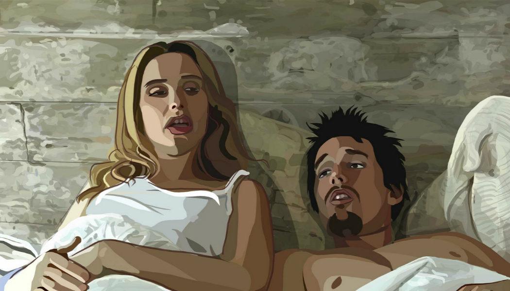 'Waking Life' - 2001