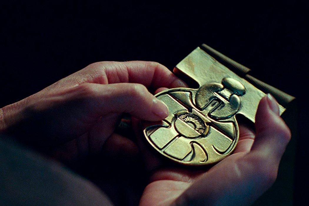 El medallón de Han Solo