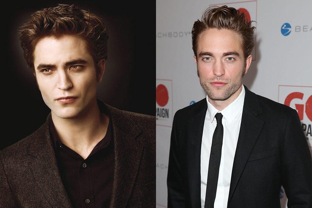 Robert Pattinson (Edward Cullen)