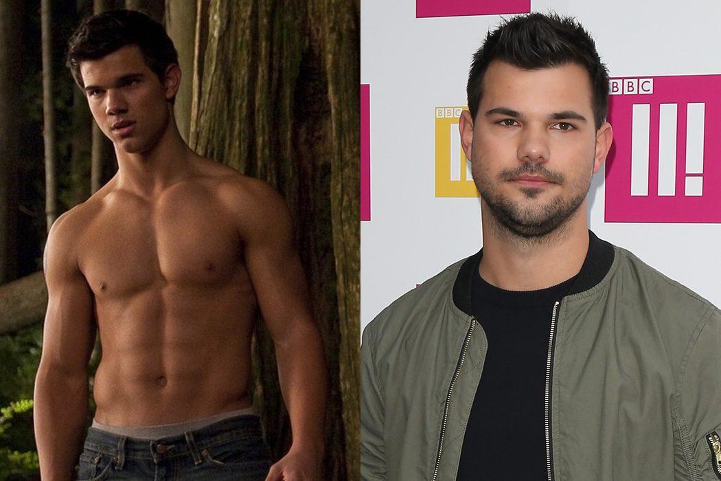 Taylor Lautner (Jacob Black)