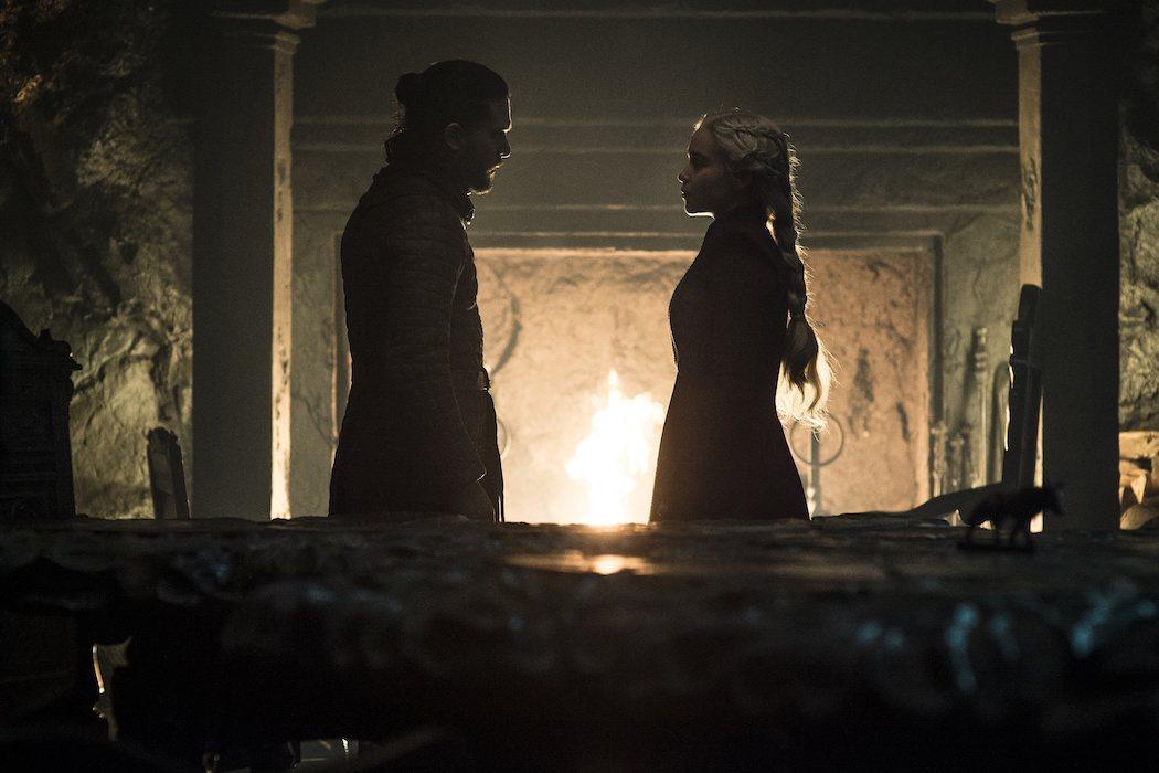 ¿Qué ocurrirá entre Jon y Daenerys?