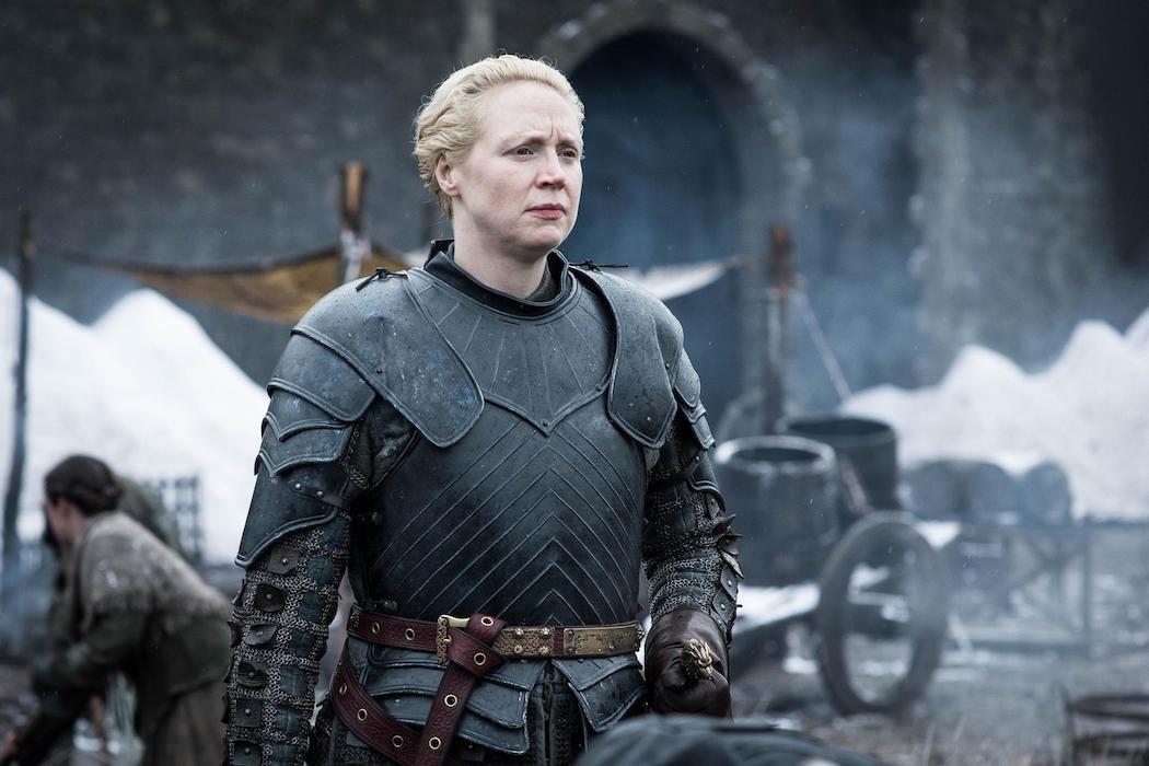 ¿Dónde está Brienne?